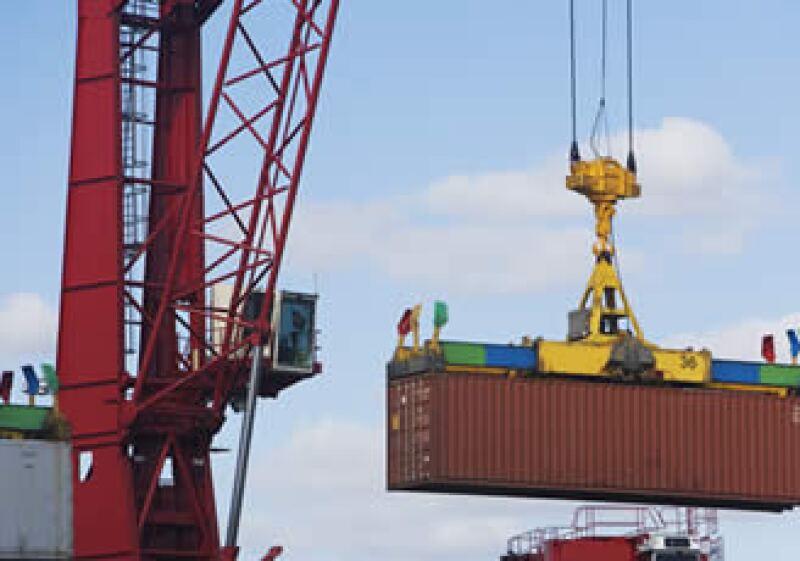 Las exportaciones de Estados Unidos disminuyeron un 1.3% en el sexto mes del año. (Foto: Photos to go)