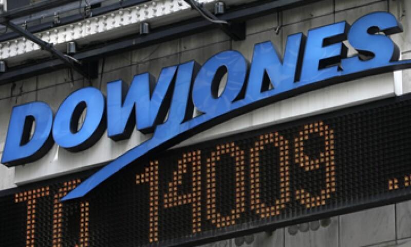 El promedio Dow Jones cerró por encima de 14,000 puntos. (Foto: AP)