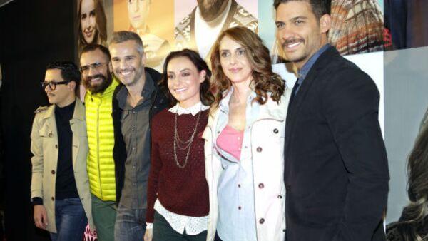 Después de su exitosa adaptación en la pantalla grande, esta historia de amor regresa a escena con un elenco que incluye a Irán Castillo, Marimar Vega, Erick Elías, Juan Pablo Medina y Jorge Poza.