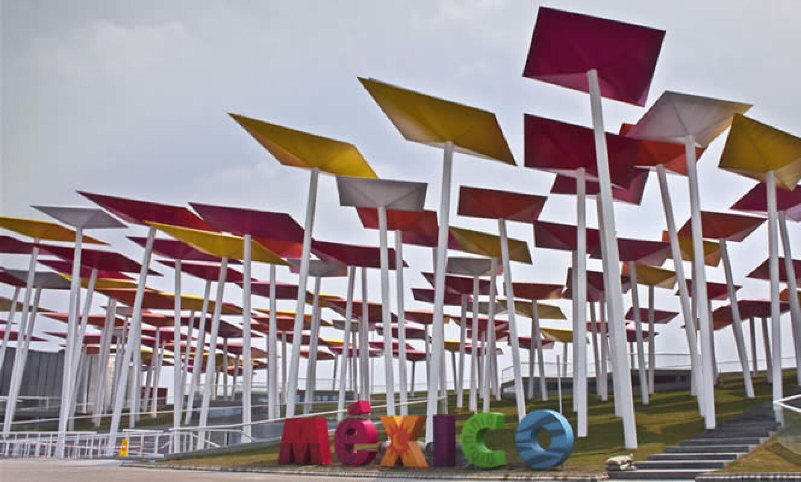 México esta presente en la Expo 2010 Shanghái, la exposición universal más grande de la historia. Durante seis meses, del 1° de mayo al 31 de octubre, más de 190 naciones se darán cita en China para presentar soluciones a problemas urbanos.