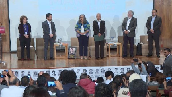La Secretaría de Gobernación ofrece disculpa pública a exguerrillera torturada