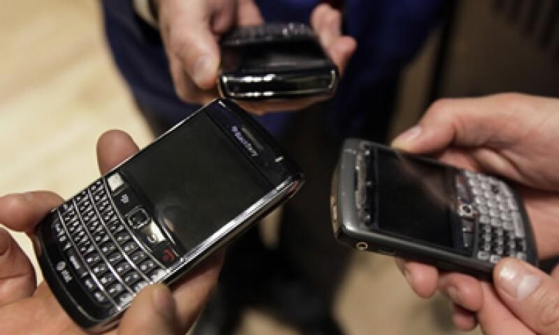 El nuevo BlackBerry dará al usuario una mejor experiencia para teclear. (Foto: Getty Images)