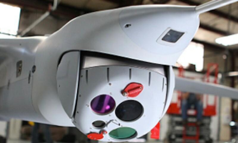 Los drones militares o industriales ofrecen capacidades de vuelo hasta por 24 horas (Foto: Cortesía Insitu)