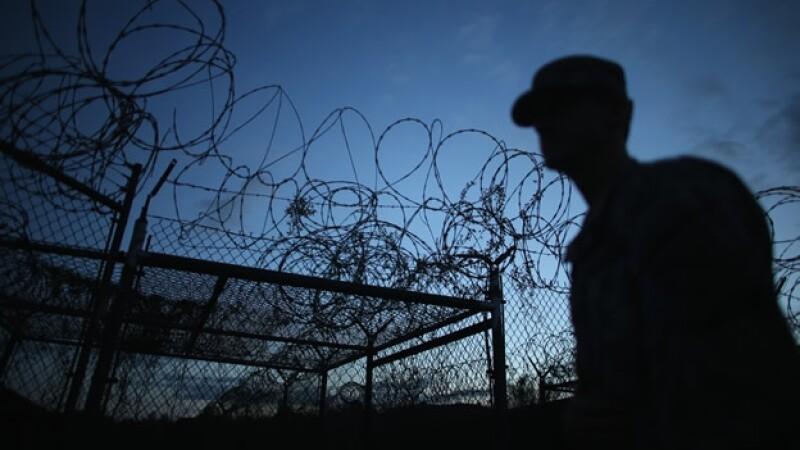 prisión Guantánamo