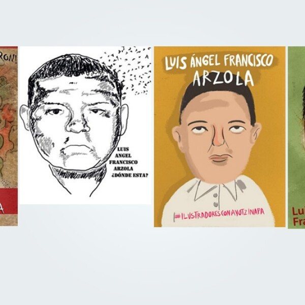 Luis Angel Francisco Arzola Ayotzinapa