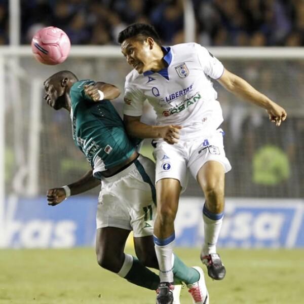 Querétaro vs Leon2