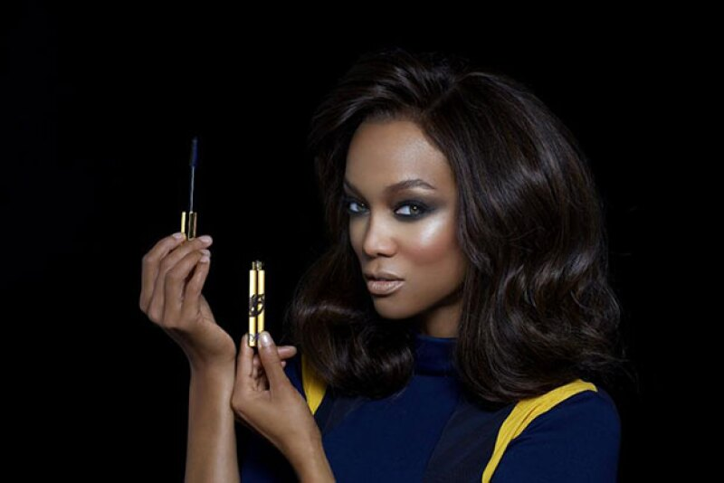 La modelo ha hecho una fortuna con su belleza.