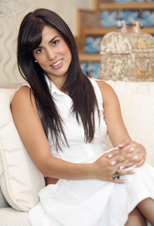 Tania Lizardo busca interpretar diversos papeles que le permitan crecer como actriz.