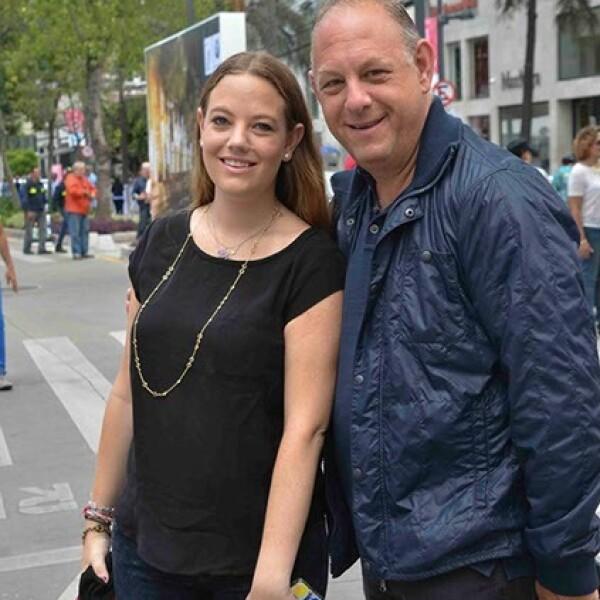 Tamara y Ari Berger.