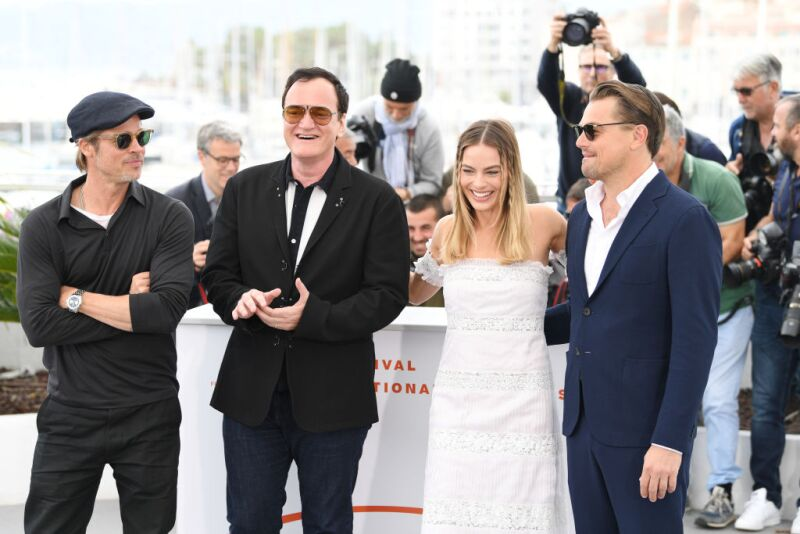 """Once Upon A Time In Hollywood"" Photocall - The 72nd Annual Cannes Film Festival"