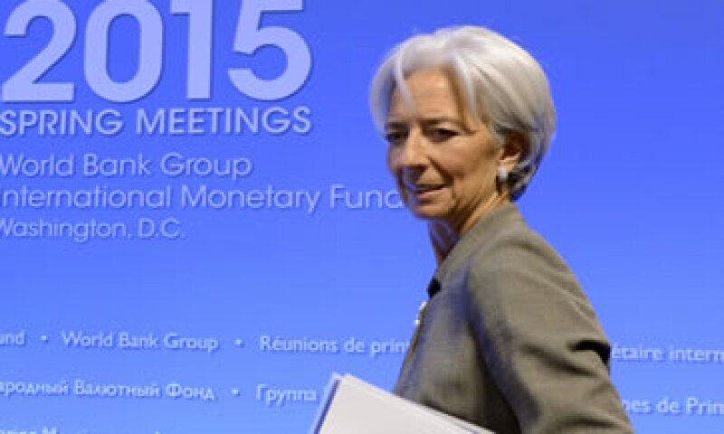 El FMI cerró filas con los acreedores europeos de Grecia. (Foto: Reuters)