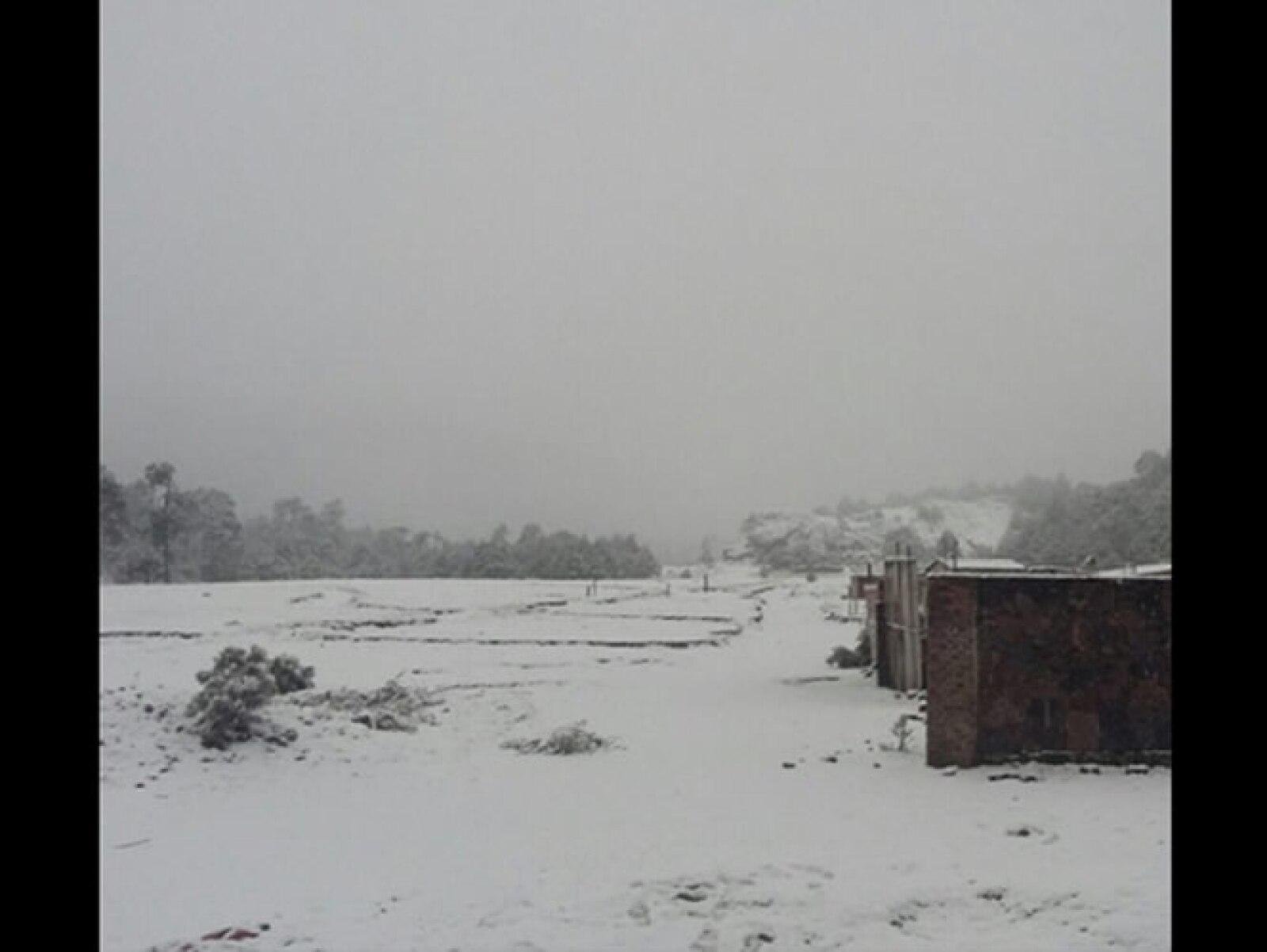 El acceso a La Marquesa y al Ajusco fue cerrado este miércoles a causa de la lluvia, dijo el secretario de Protección Civil de la Ciudad de México.