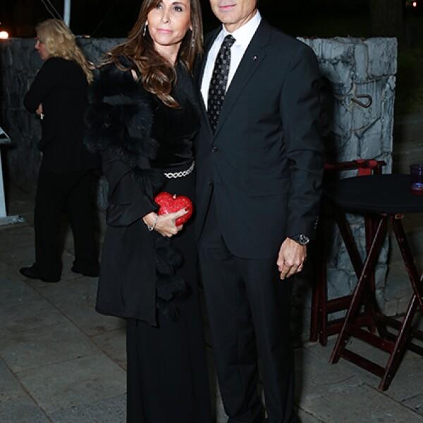 Silvia Peña de Pérez Góngora y Juan Carlos Pérez Góngora