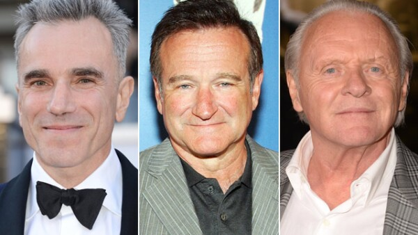 Daniel Day Lewis, Robin Williams, Anthony Hopkins y más, son los actores que han interpretado a grandes presidentes tanto en el cine como en la televisión.