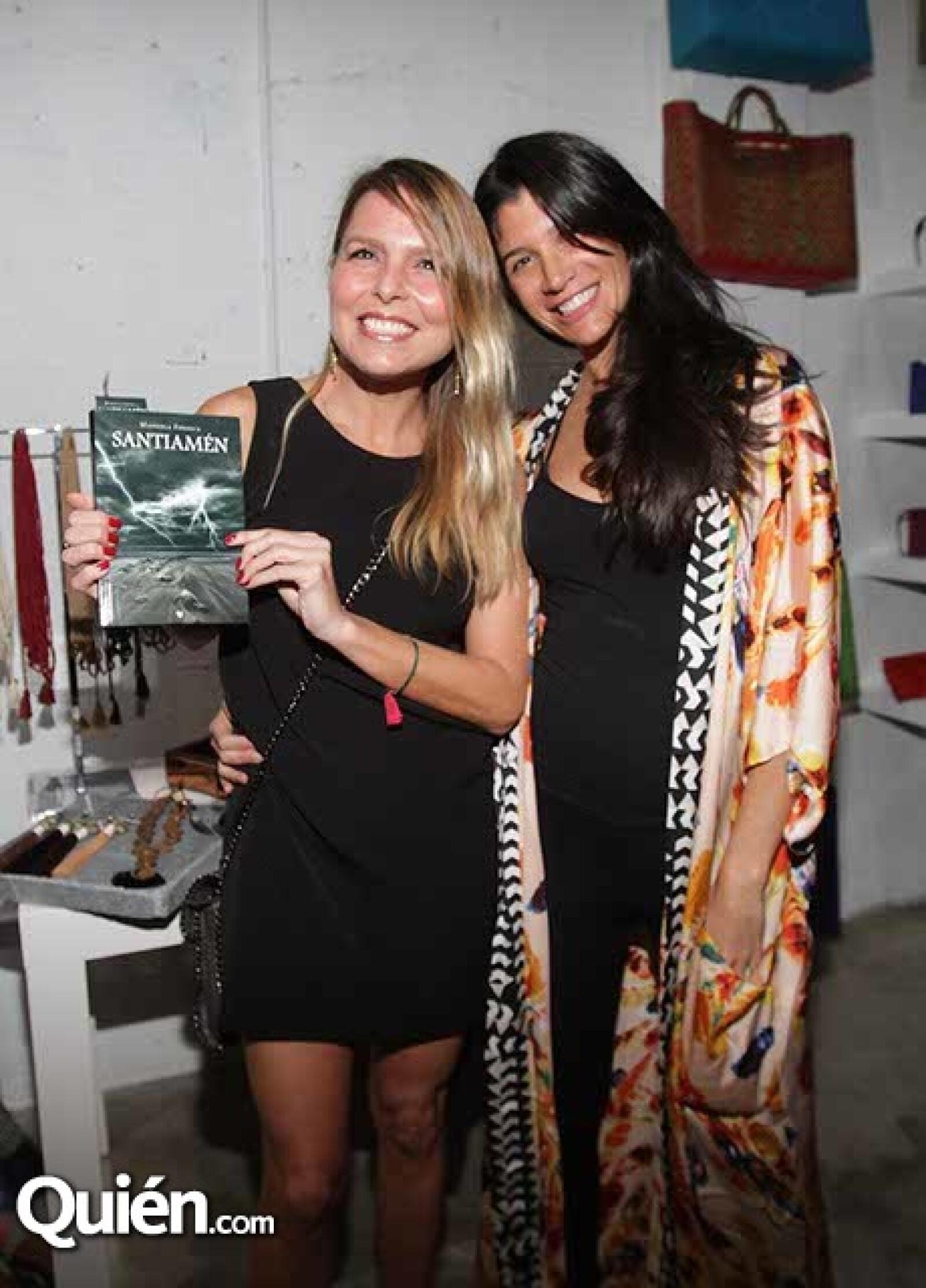 Manuela Fonseca y Ana Faría