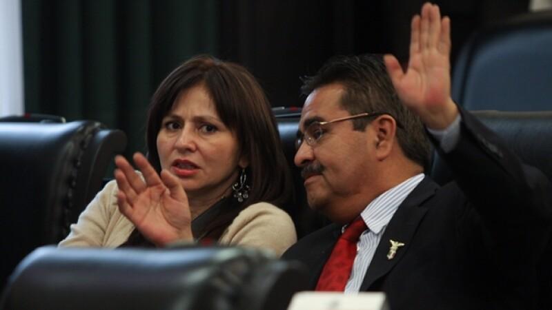 ex diputado renuncia al PRD