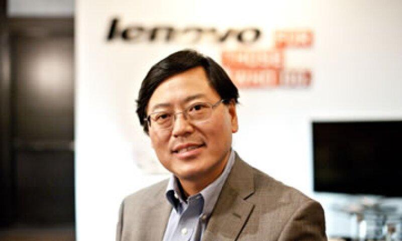 Yang Yuanqing dijo que aprovecharán el peso de Motorola en Estados Unidos y en América Latina. (Foto: Getty Images)
