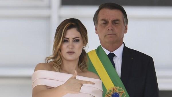 El discurso que dio en lenguaje de señas la primera dama de Brasil