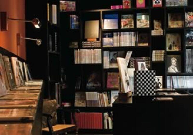 La tienda de Assouline, editorial especializada en libros objeto de lujo, está en Newton, Polanco. (Foto: Patricia Madrigal)