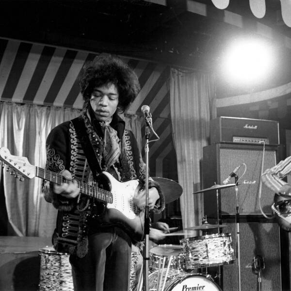 Hendrix At The Marquee