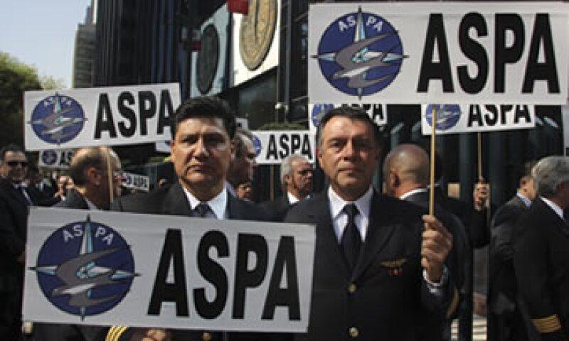ASPA dice que vigilará la creación del fideicomiso para apoyar a los empleados. (Foto: Cuartoscuro)