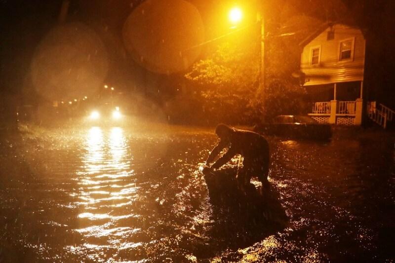 Florence inundaciones huracán