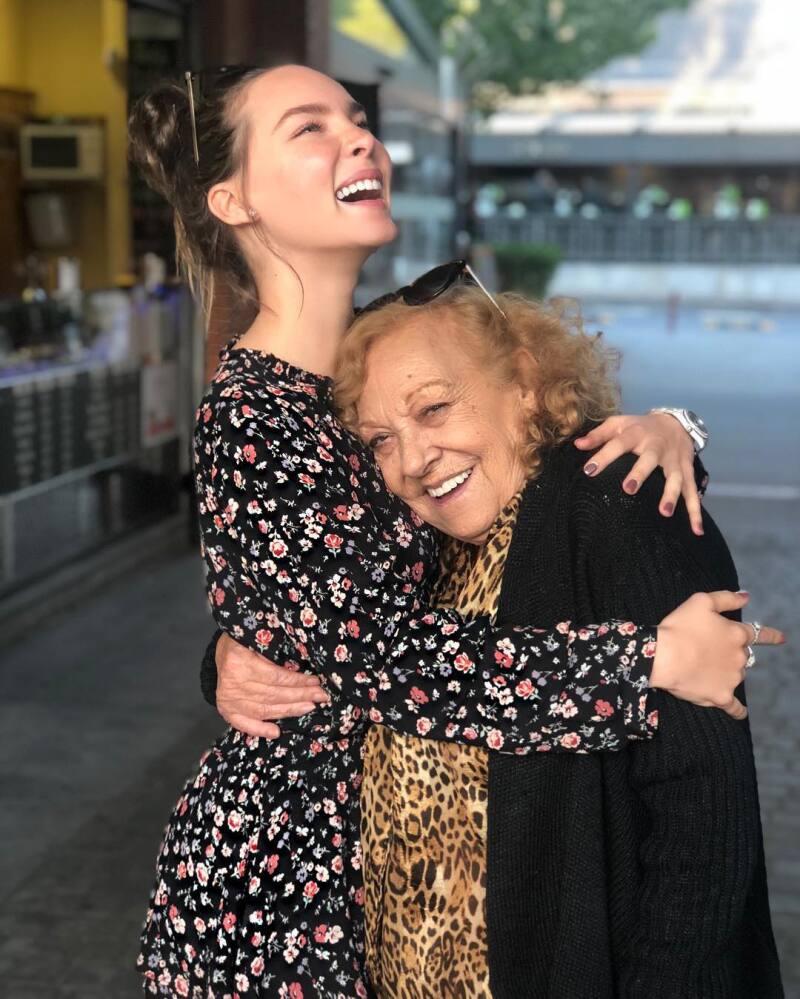 Belinda y su abuelita