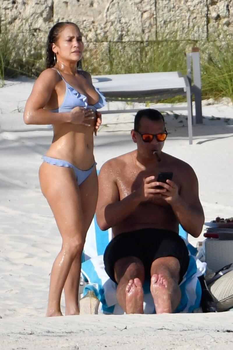 Jennifer Lopez, Alex Rodriguez.