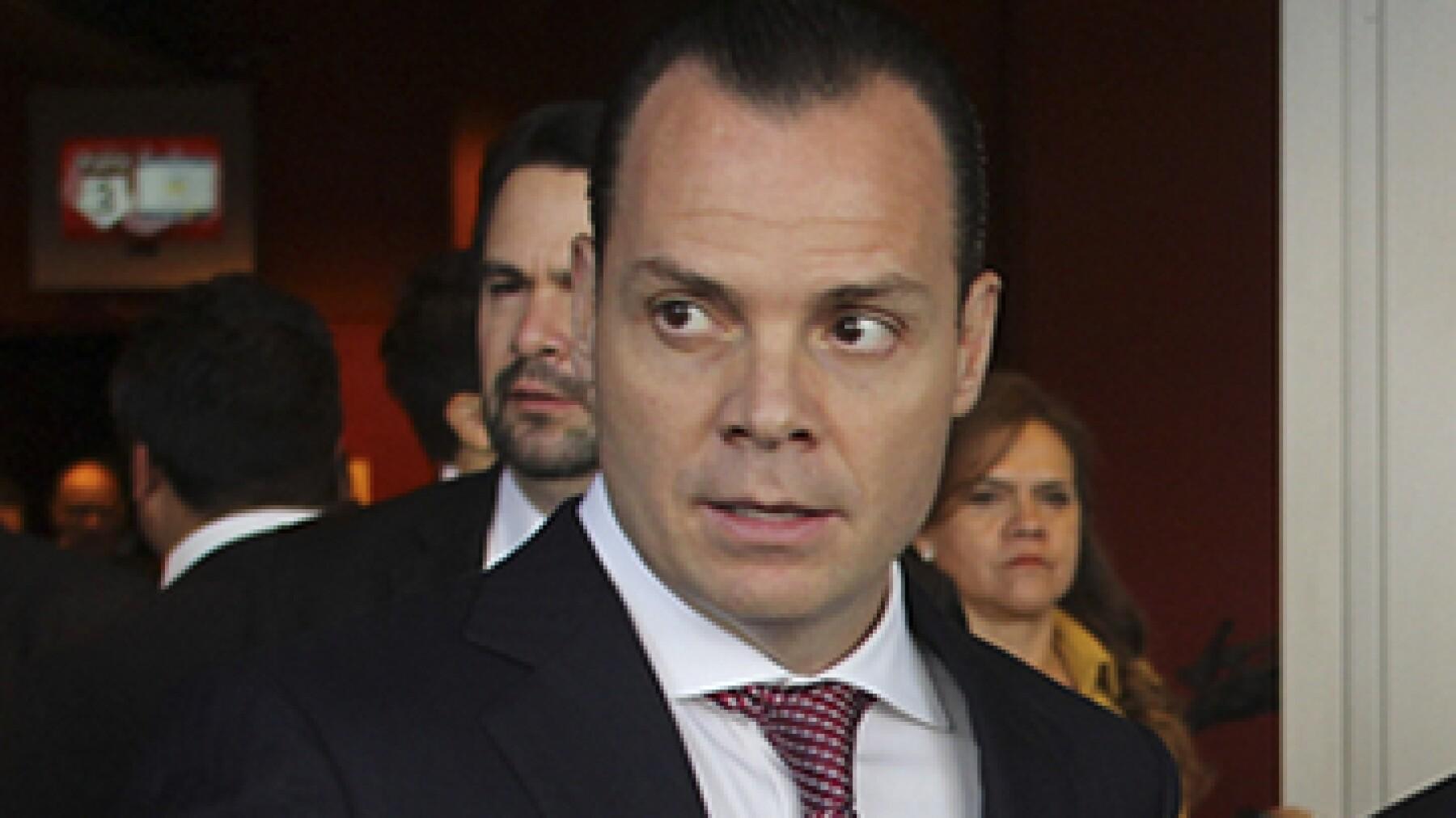 Olegario Vázquez Aldir, dueño del canal CadenaTres, ha mostrado interés en operar una tercera cadena de televisión. Sin embargo, no busca competir de lleno con Televisa y TV Azteca. (Foto: Cuartoscuro)
