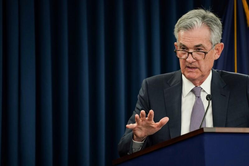 Fed balance general Jerome Powell