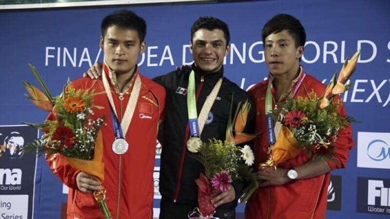 Yahel Castillo gana oro en Guadalajara