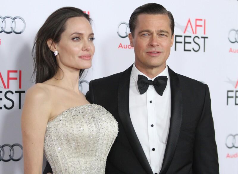 Brad y Angelina Jolie por fin llegan a un acuerdo con la custodia de sus hijos