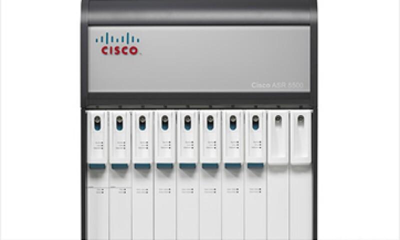 Cisco, al igual que Apple, puede que no sea el primero en incursionar en el mercado, pero cuando hace un movimiento, el resto de la industria suele imitar su ejemplo. (Foto: Cortesía CNNMoney)