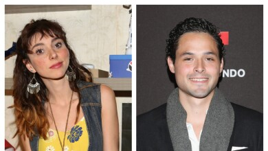 Natalia Téllez y Gonzalo Vega