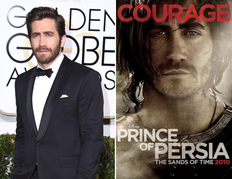 Jake Gyllenhaal como un príncipe legendario en Price of Persia