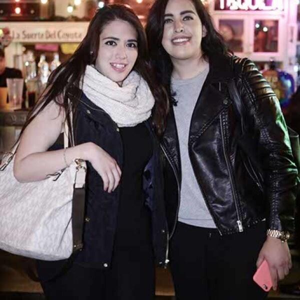María José Gutiérrez y Ana Crespo