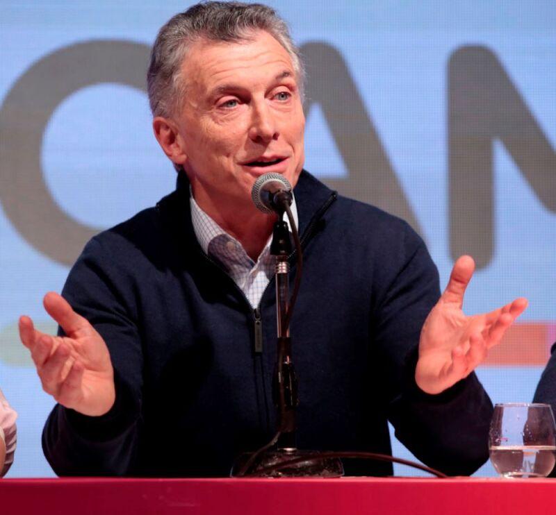 Mauricio Macri y Juliana Awada a punto de dejar la presidencia 3.jpg