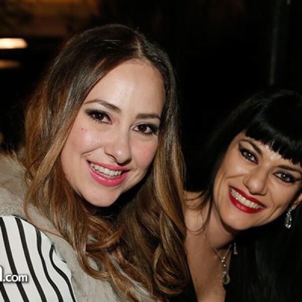 Alejandra García y Karime Alí
