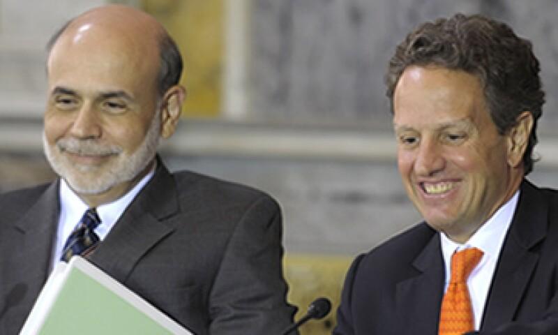 Cuando el Tesoro de EU toma más de lo que gasta, la lógica sugiere que son ganancias para los contribuyentes, dice Sloan. (Foto: AP)