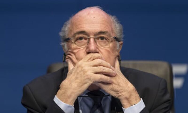 Joseph Blatter dirigió la FIFA desde 1998. (Foto: Getty Images )
