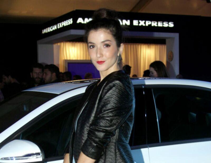 Eréndira Ibarra estrenará próximamente Sense8, una serie para Netflix.
