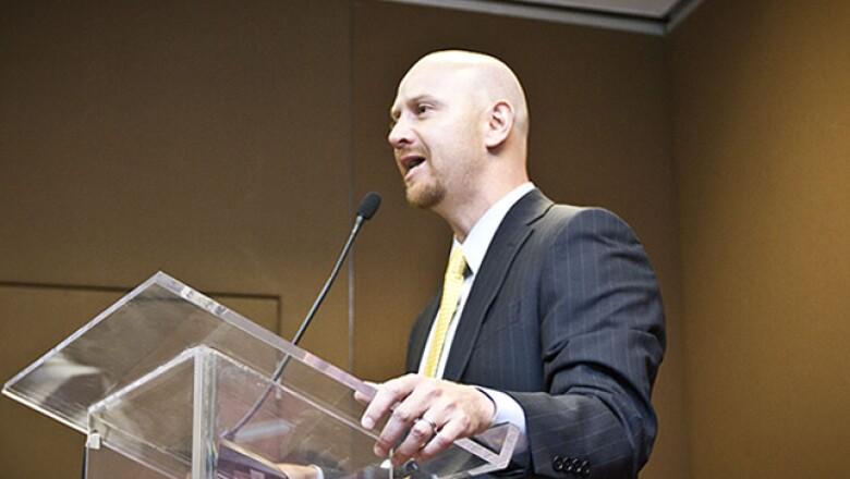 Víctor Calderón, socio director de ArCcanto y mentor de los Emprendedores 2013.