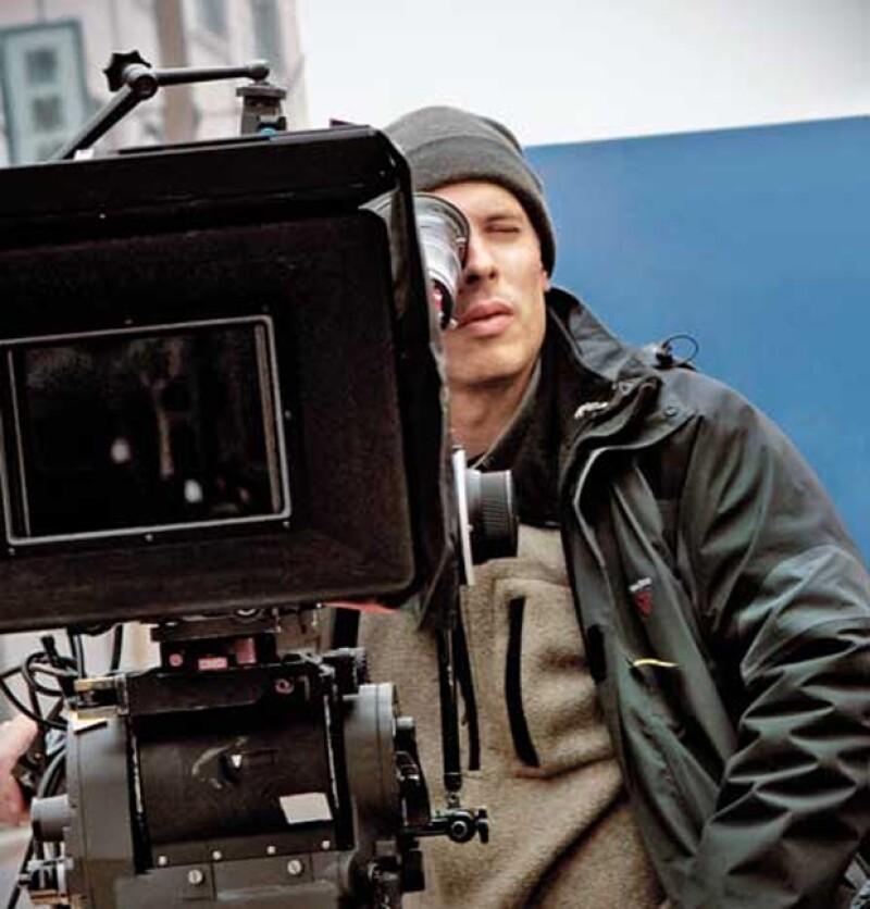 La actriz mexicana no dudó en hablar de Rodrigo Prieto, director de fotografía, a quien considera un gran talento y amigo.