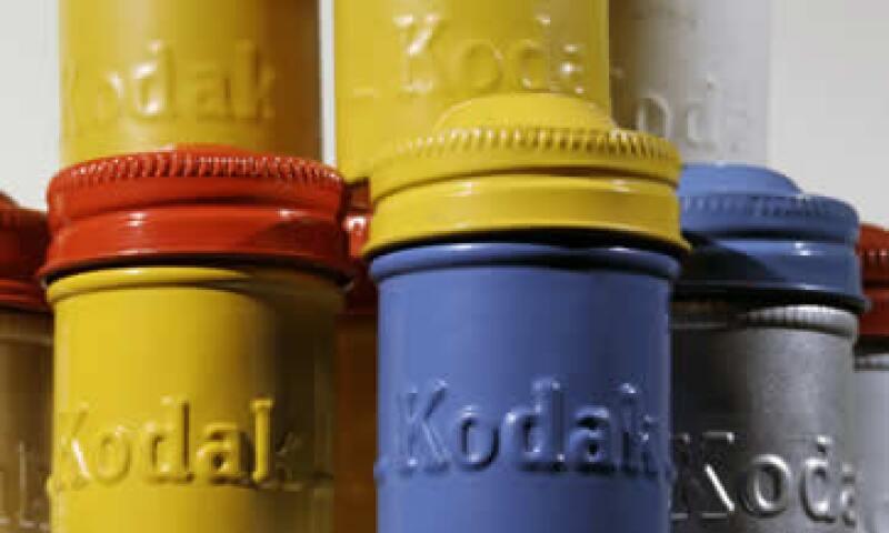 En enero pasado Eastman Kodak solicitó protección por bancarrota en Estados Unidos. (Foto: AP)