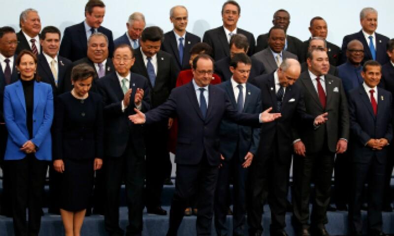 Más de 40,000 delegados de 195 países asisten a la COP 21. (Foto: Reuters)