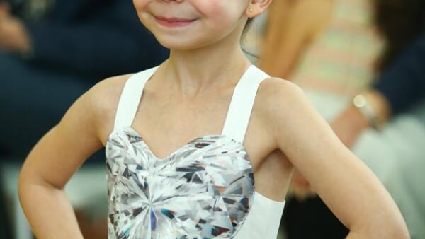 Desde pequeñas estas niñas demuestran que llevan en la sangre el gusto por la moda, a su corta edad Paulina y Pamela Sesma, Miranda Fernández y Valentina Gil roban miradas en desfiles de moda.