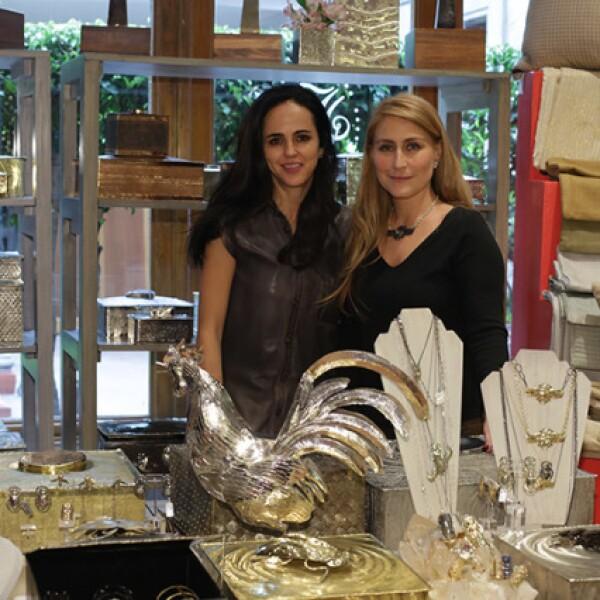 Claudia Zamudio y Miranda Soho