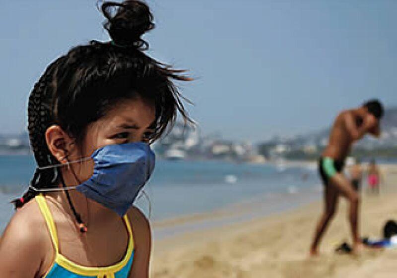 La nueva Ley General de Turismo no prevé acciones en caso de epidemias. (Foto: Procesofoto)