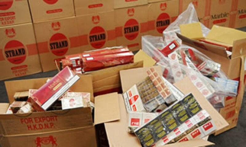 La destrucción de los cigarros comenzó el pasado 23 de julio y concluirá el próximo 1 de agosto. (Foto: Cortesía SAT)