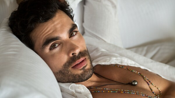 Subimos la temperatura con nuestros 12 Hombres Más Sexys desde Acapulco platicando sobre fantasías, intimidad y pura sexytud. Esto nos contestó Gonzalo García Vivanco.